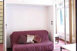 La Villette Paris 19° 1 Schlafzimmer Wohnung