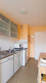 公寓 巴黎10区 - 廚房