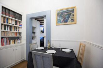 Квартира Rue Seveste Париж 18°