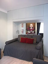 Appartement Paris 8° - Séjour