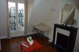 La Villette Paris 19° studio
