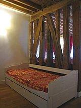 Appartement Paris 9° - Alcove