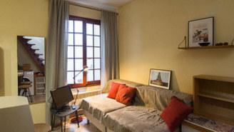 Duplex 1 chambre Paris 3° Le Marais
