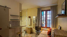 Duplex Paris 3° - Séjour