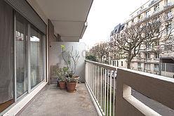 Apartamento Hauts de seine Sud - Terraza