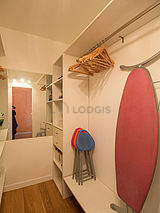Appartement Paris 11° - Dressing