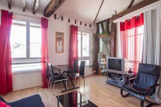 Квартира Rue Beauregard Париж 2°