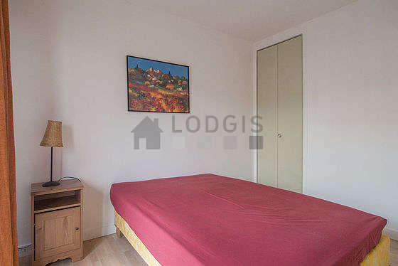 Bedroom for 2 persons equipped with 1 bed(s)