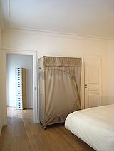 Appartement Paris 9° - Chambre
