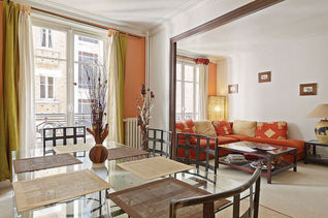 Apartamento Rue Geoffroy-Saint-Hilaire París 5°