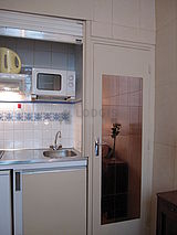 Appartement Paris 7° - Cuisine