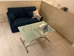 Duplex Paris 11° - Wohnzimmer