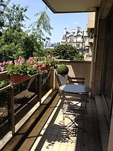 Appartement Paris 17° - Terrasse