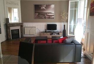 Wohnung Rue Jules Vallès Paris 11°