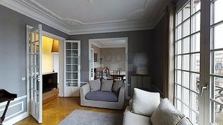 Appartement meublé 2 chambres Courbevoie