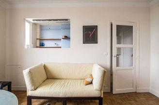 Apartamento Rue Du Moulin Vert París 14°