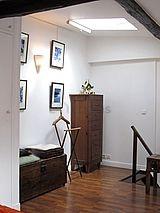雙層公寓 巴黎1区 - 房間