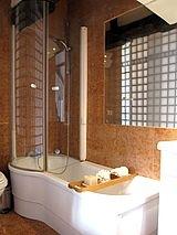 雙層公寓 巴黎1区 - 浴室