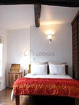 dúplex París 1° - Dormitorio