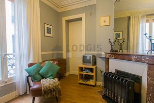 Appartement Rue Baron Paris 17°