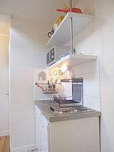 Apartment Paris 13° - Kitchen
