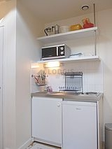 Appartement Paris 13° - Cuisine