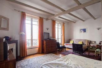 Квартира Rue Paul Féval Париж 18°