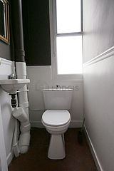 Apartamento Paris 6° - Sanitários