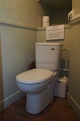 Apartment Paris 6° - Toilet 2