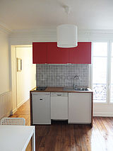 Appartement Paris 12° - Cuisine