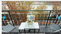 Apartment Paris 4° - Terrace