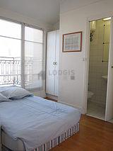 Appartement Paris 20° - Alcove