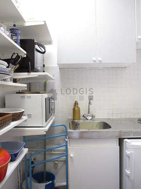 公寓 巴黎20区 - 厨房