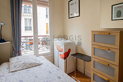 Appartement Paris 17° - Chambre