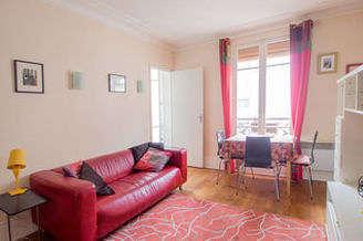 Batignolles Paris 17° 2 bedroom Apartment