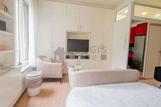 Séjour très calme d'un appartement à Paris