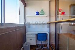 公寓 Seine st-denis Est - 玻璃屋阳台