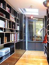 Дуплекс Париж 3° - Библиотека
