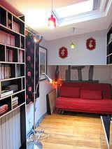 Duplex Paris 3° - Bibliothek