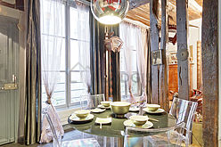 Dúplex Paris 3° - Cozinha