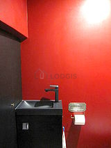 Duplex Paris 3° - Toilet