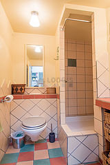 Дуплекс Париж 11° - Ванная