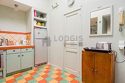 duplex Parigi 11° - Cucina