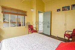 Duplex Paris 11° - Chambre