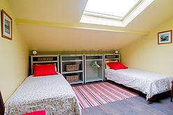 dúplex París 11° - Dormitorio 2