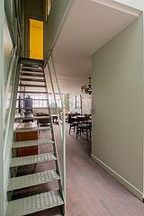 Duplex Paris 11° - Séjour