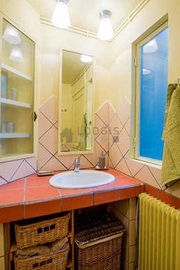 Duplex Paris 11° - Salle de bain