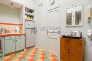 Дуплекс Париж 11° - Кухня