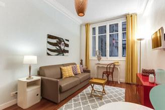 Wohnung Square Mignot Paris 16°