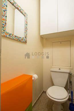 Appartement Paris 15° - WC